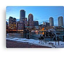 1800 Harbor View - Boston, MA Canvas Print