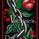 """""""Happy Valentines Day Card#2"""" by Steve Farr"""
