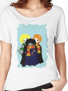 The Boys of Potter World Women's Relaxed Fit T-Shirt