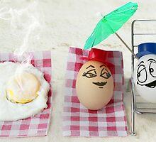 Eggbert 'Casanova'... by Vanessa Dualib
