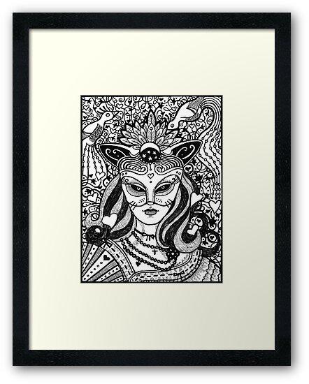 Queen of Hearts by Anita Inverarity