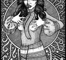 Kate Bush by Anita Inverarity