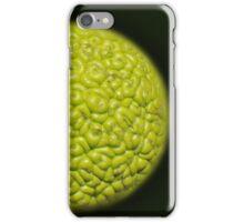 texture green iPhone Case/Skin