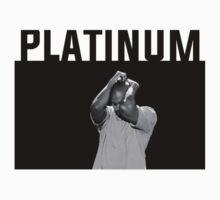 PLATINUM - Kanye Photo by Platinum Clothes