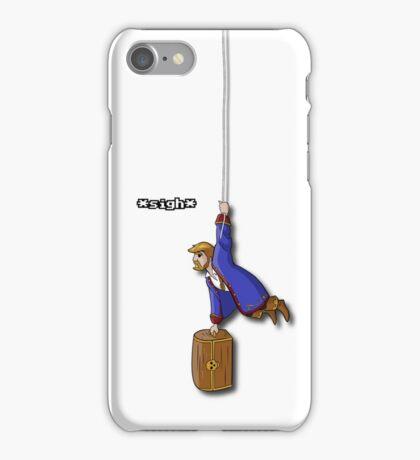 Hanging Pirate iPhone Case/Skin