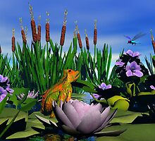 Lilypads by plunder