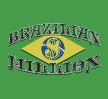 Brazilian Million Johnny Motta by Richard Fonseca