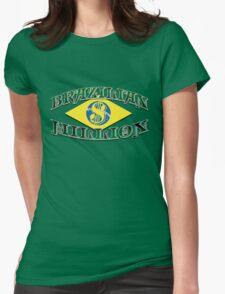 Brazilian Million Johnny Motta Womens Fitted T-Shirt