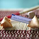 Finally! An honest Fortune Cookie... by Vanessa Dualib