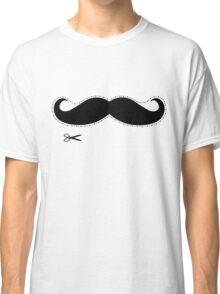 Moustache & Scissors Classic T-Shirt