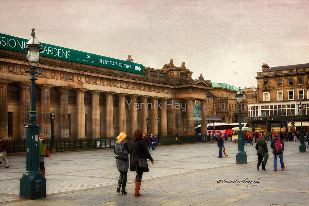 National Gallery of Scotland by Yannik Hay