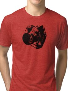 Camera from heaven Tri-blend T-Shirt