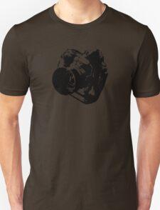 Camera from heaven Unisex T-Shirt