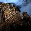 Newtown Church by Matthew Jones