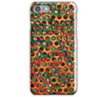 Funky lines iPhone Case/Skin