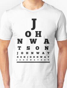 John Watson T-Shirt T-Shirt