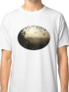 Misty Morning in Vicenza Classic T-Shirt