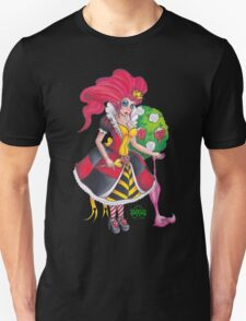 Pin-up Queen Of Hearts T-Shirt
