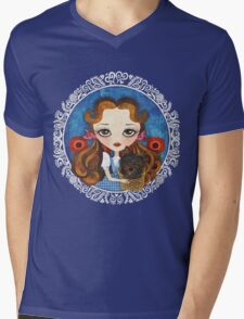 Dorothy Mens V-Neck T-Shirt