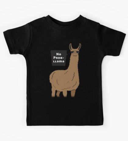 No Prob-llama Kids Tee
