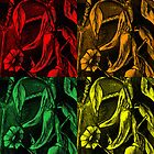 Four Hot Peppers II by wrathko