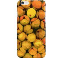 Lemons and Oranges iPhone Case/Skin