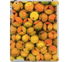 Lemons and Oranges iPad Case/Skin