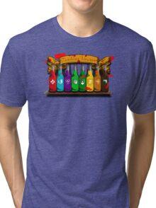Zombies beware Tri-blend T-Shirt