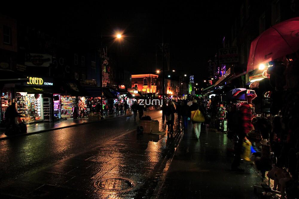 Night in Camden Town by zumi