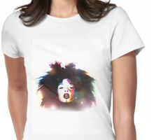Ulimwengu Womens Fitted T-Shirt