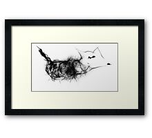 You Sly Fox, You Framed Print