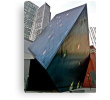 Contemporary Jewish Museum of San Francisco Canvas Print