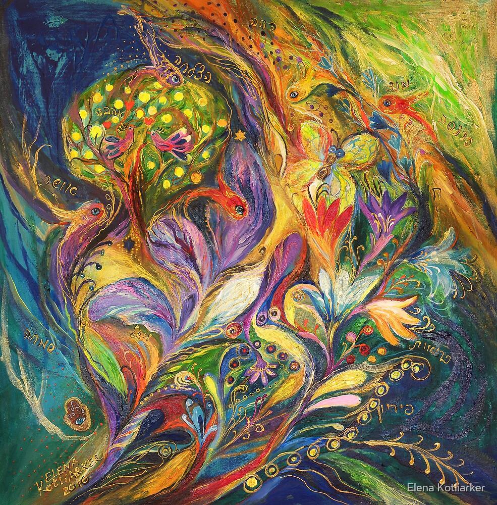 The Dance of Lilies by Elena Kotliarker