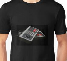 Nintendo Controllers Unisex T-Shirt