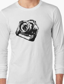 Lord of the cameras Long Sleeve T-Shirt
