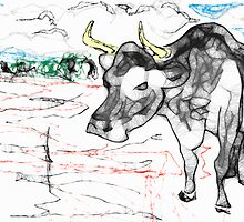 cow by Mark Malinowski