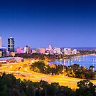 City of Perth by aabzimaging