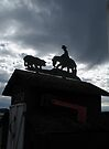 """Ranch Mailbox"" by waddleudo"