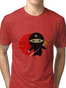 NINJA STAR Tri-blend T-Shirt