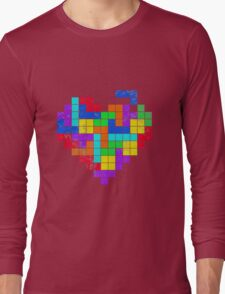 THE GAME OF LOVE Long Sleeve T-Shirt