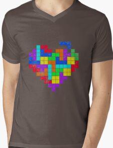 THE GAME OF LOVE Mens V-Neck T-Shirt