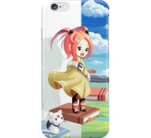 Tower of Wisdom iPhone Case/Skin