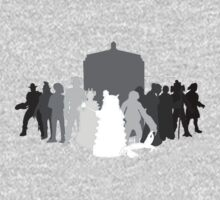 enemies of the doctor One Piece - Long Sleeve