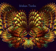 Wakan Tanka - Great Spirit by saleire
