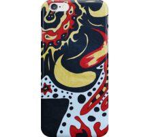 tricolor iPhone Case/Skin