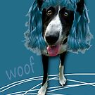 Lee Lee Ingram's 'woof' by Art 4 ME