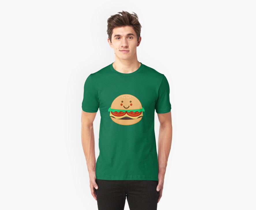 BURGER by AnishaCreations