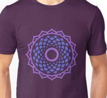 Crown Chakra: Sahasrara Unisex T-Shirt