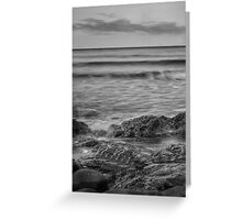 saltwater Greeting Card