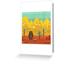 September Greeting Card